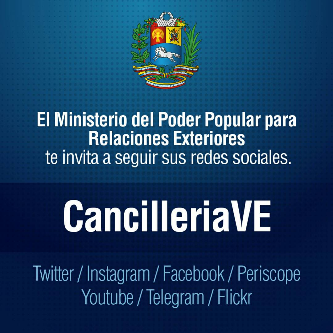 CancilleriaVE photo