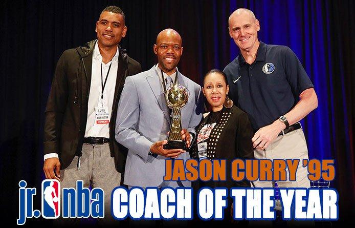 Jason Curry '95 Named National Jr. NBA Coach of the Year http://smcathletics.com/x/zprus #smcpks #smcvtalumni #NE10EMBRACE #JrNBACOY @jasoncurry_nyc