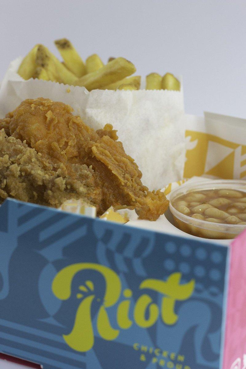 Riot Chicken's photo on #FridayNight