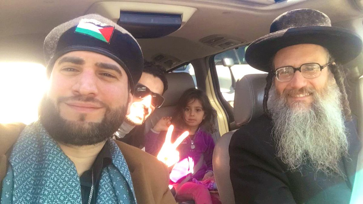 Our beloved Pro-Palestinian Jewish Rabbis from the #UnitedStates and #Montreal are starting to arrive for Monday's #WalkAgainstIsrael in #Toronto <br>http://pic.twitter.com/YNX98d8gCL