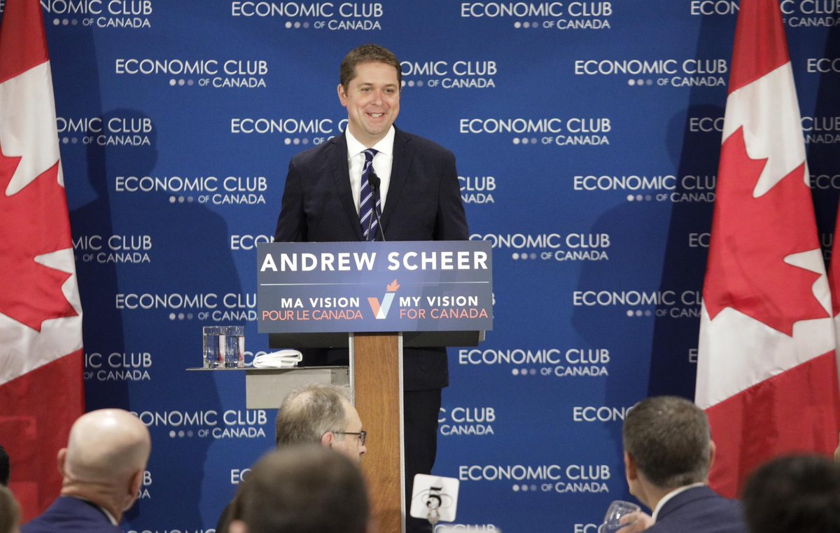 Quand je serai premier ministre, mon gouvernement vivra selon ses moyens, laissera plus d'argent dans vos poches et vous laissera améliorer votre quotidien. Plus sur Ma vision pour l'économie du Canada: https://mavisionpourlecanada.ca/economie/