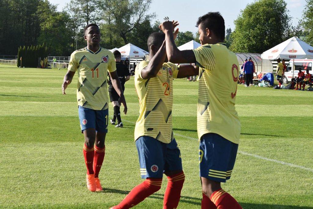 Selección Colombia Sub-20 venció a Japón en amistoso internacional. https://bit.ly/2YyZiwo