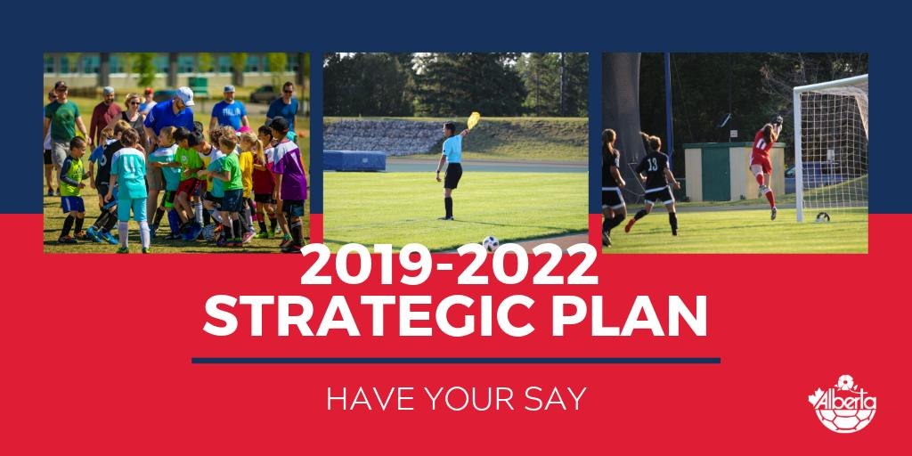 Alberta Soccer is developing its new strategic plan – but first, we want your feedback!   Take this survey to share your thoughts and opinions:  http://ow.ly/XQ7h50ugmqk  #StrategicPlan #HaveYourSay