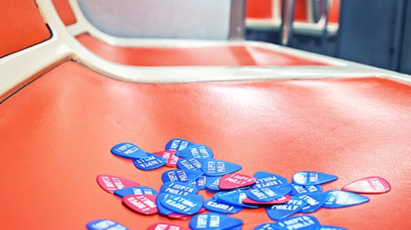 Pick this seat if you've got tickets to see @PostMalone TONIGHT at the @WellsFargoCtr: ! #ISEPTAPHILLY 🎤