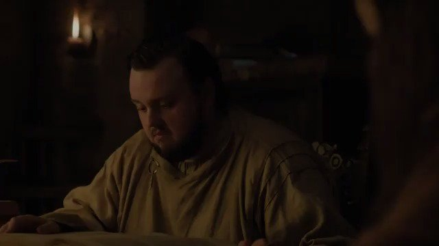 """""""Thank you for trusting me with this character."""" - @johnbradleywest #GameofThrones"""