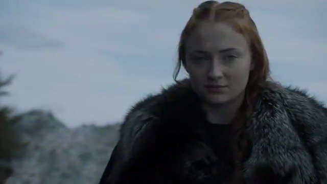 """""""Thank you for supporting us all on this journey."""" - @SophieT #GameofThrones"""