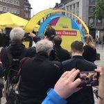 Image for the Tweet beginning: Unser #NRW-Spitzenkandidat zur #Europawahl2019 @moritzkoerner