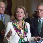 Image for the Tweet beginning: Senator @SenCapito and other members