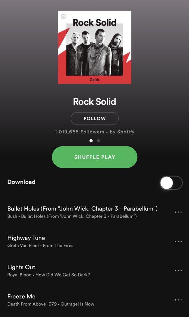 Thank you @Spotify!! open.spotify.com/playlist/37i9d…