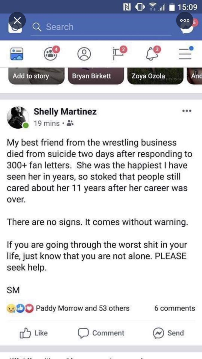 Dozens Of Sites Are Running With A Fake Quote Regarding Ashley Massaro's Cause Of Death