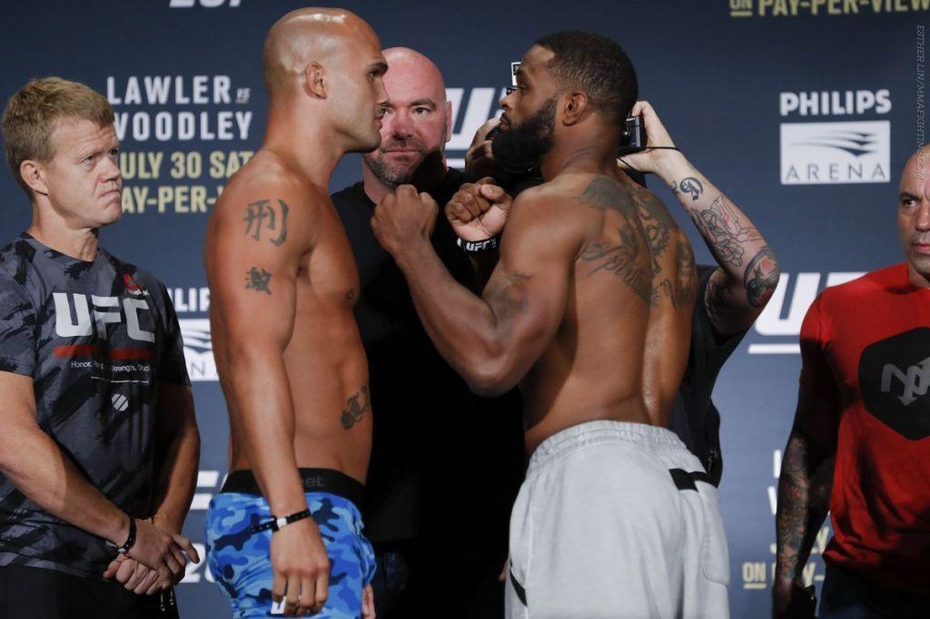 #TyronWoodley sale de su revancha contra #RobbieLawler 🥊 #MMA #UFC https://linkdeportivo.com/2019/05/17/tyron-woodley-sale-de-su-revancha-contra-robbie-lawler/…