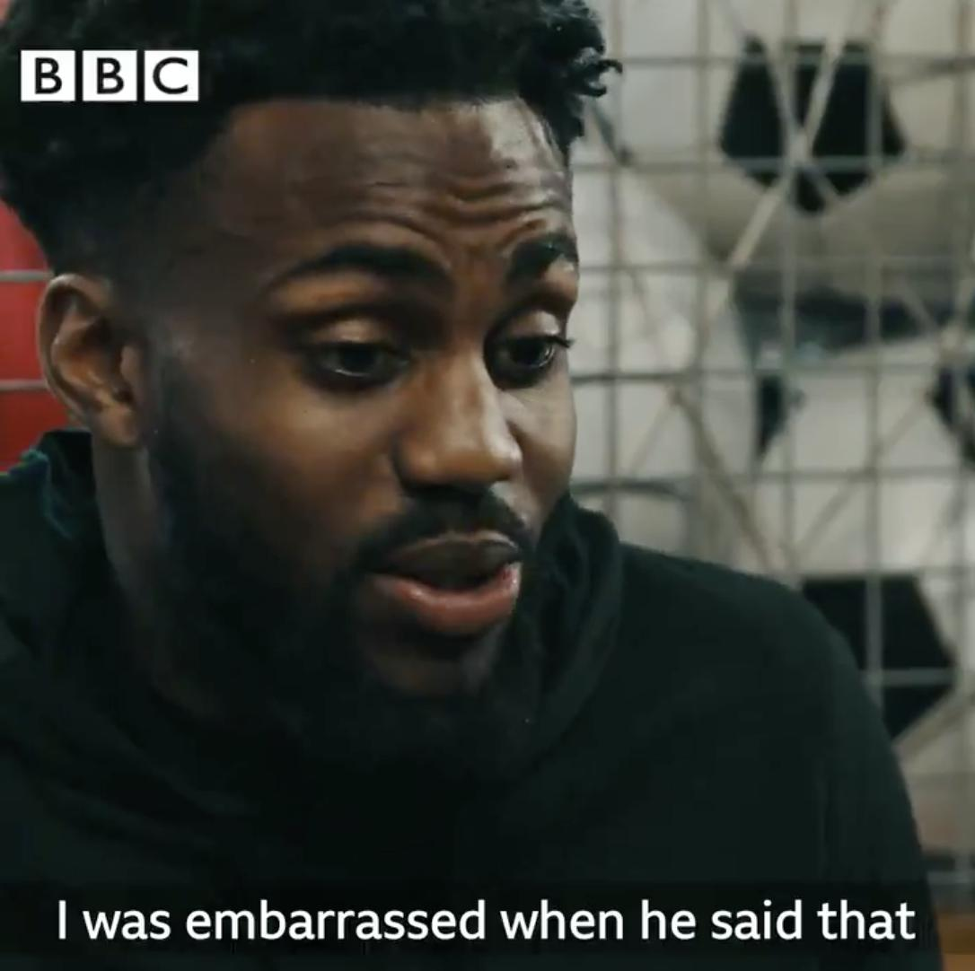 Danny Rose reveals the way a club treated him after he was open about his depression. #ARoyalTeamTalk #MakeExtraTime @mrdanwalker @petercrouch @ThierryHenry @GarethSouthgate @KensingtonRoyal