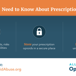 Image for the Tweet beginning: Addressing #opioid abuse and misuse