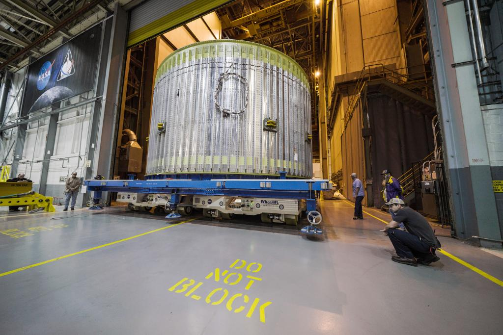 NASA and its partners will visit Michigan next week to highlight work being done in the state to build and supply aerospace components for #NASASLS. Interested media can find full DETAILS HERE >> go.nasa.gov/2Ebv5eT