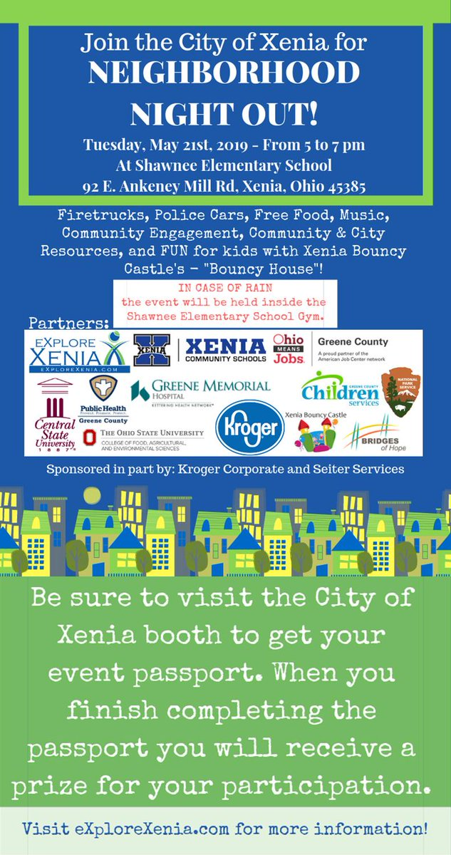 City of Xenia - @cityofxenia Twitter Profile and Downloader