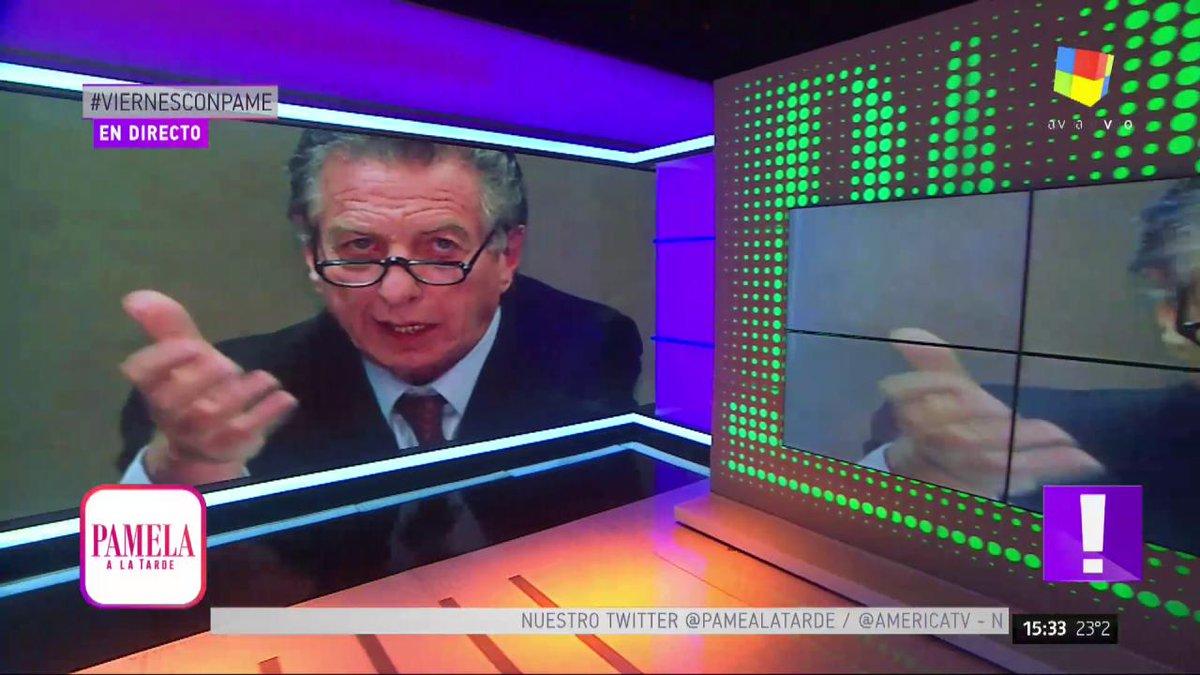 América TV 📺's photo on #ViernesConPame