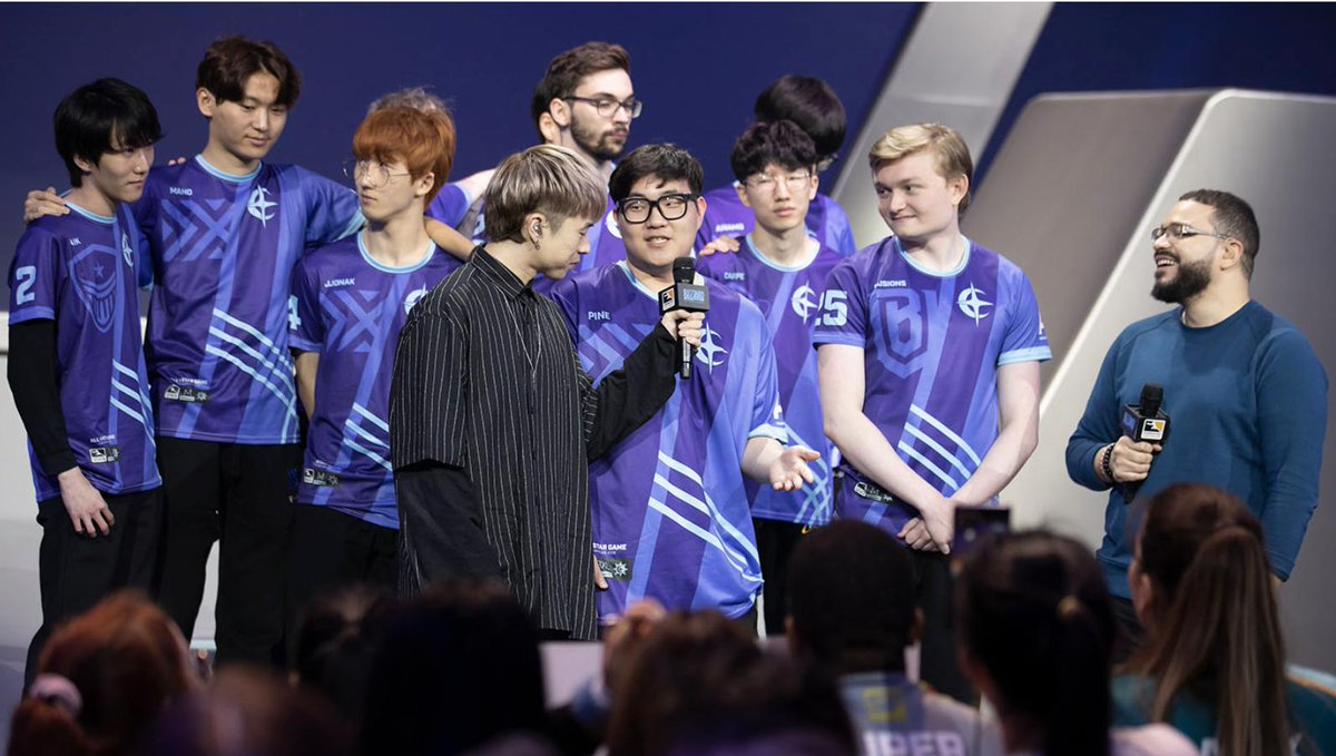 In the 2019 All-Star Game Powered by @IntelGaming, the Atlantic Division cruised past the Pacific in dominant fashion. #OWL2019 blizz.ly/30tbXCU