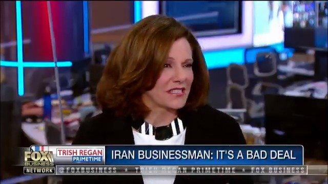 Fmr Trump Deputy National Security Adviser @ktmcfarland says President Trump will follow his OWN instincts on #Iran, watch:
