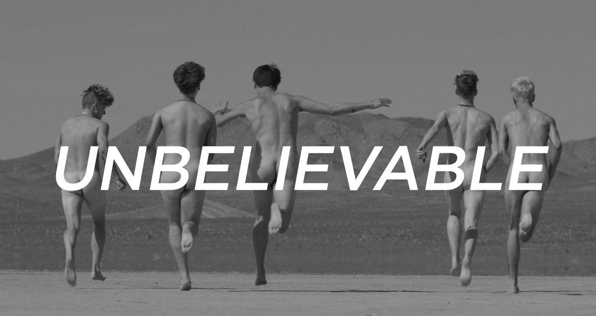 #UNBELIEVABLELYRICVIDEO tomorrow 9am pst