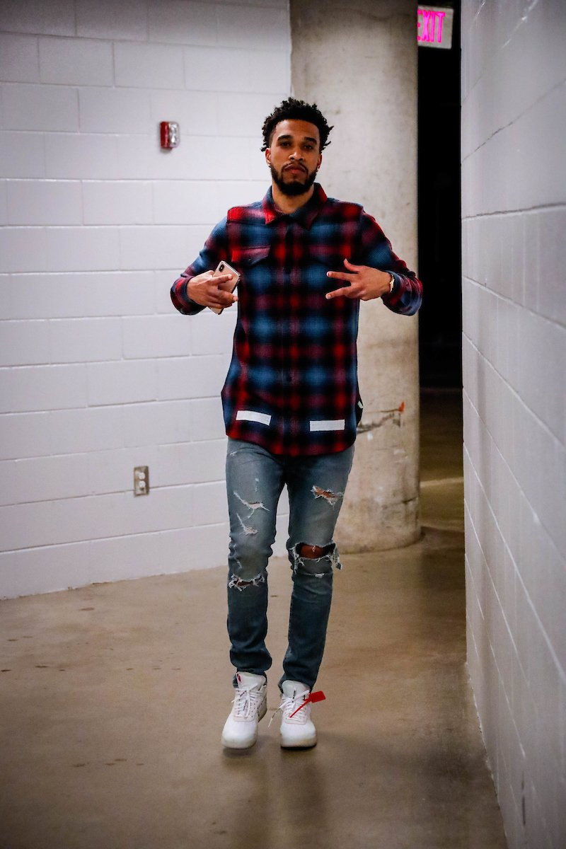 fd7669be54b6 https   www.mavs.com photos courtney-lee-trey-burke-2018-2019-gallery  …pic. twitter.com PzYUcAy2Te