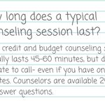 Image for the Tweet beginning: Curious what a counseling session