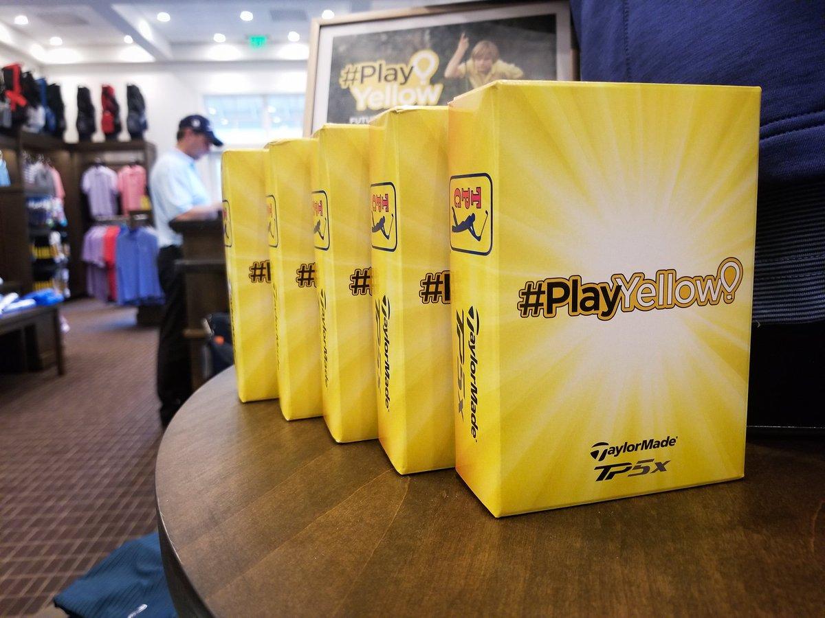#PlayYellow & #PlayTPC