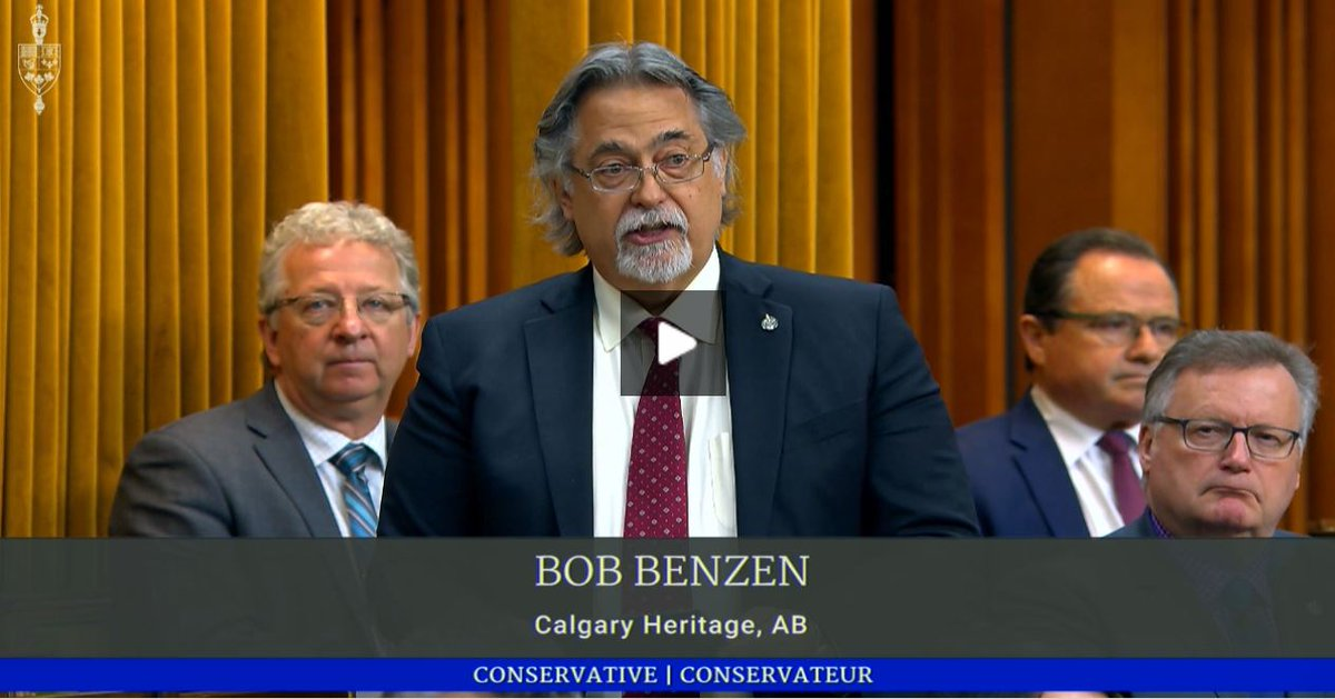 Broken promises, corruption scandals, international gaffes, chaos and controversies - Justin #Trudeau over four long, failure-prone years is definitely not as advertised!  Watch and RT this video of my statement today in the House of Commons:  https://www.facebook.com/BobBenzen/videos/1373095129497448/…