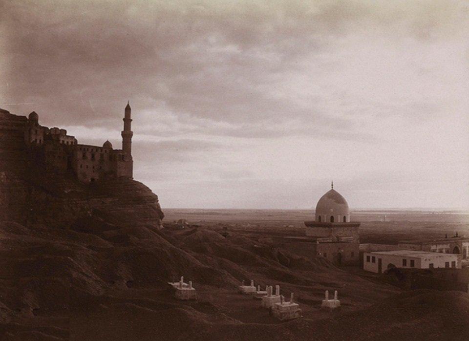 مسجد شاهين الخلوتي بالمقطم القاهرة