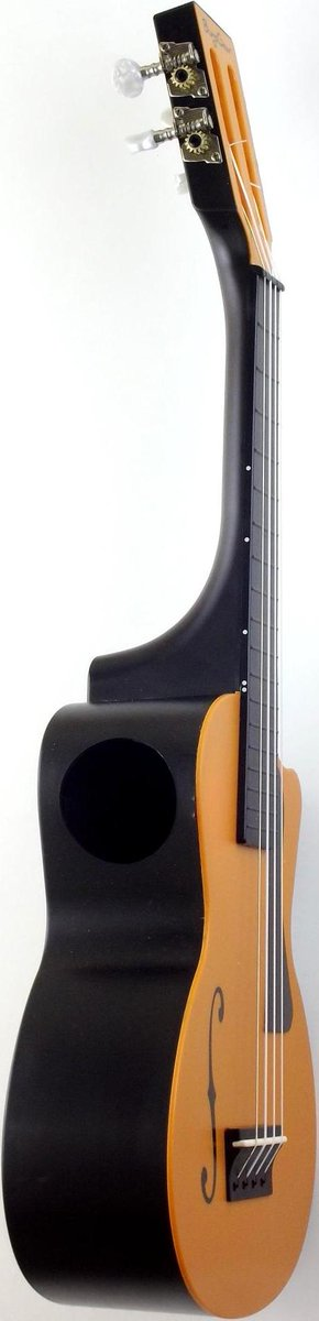eleuke plastic concert ukulele