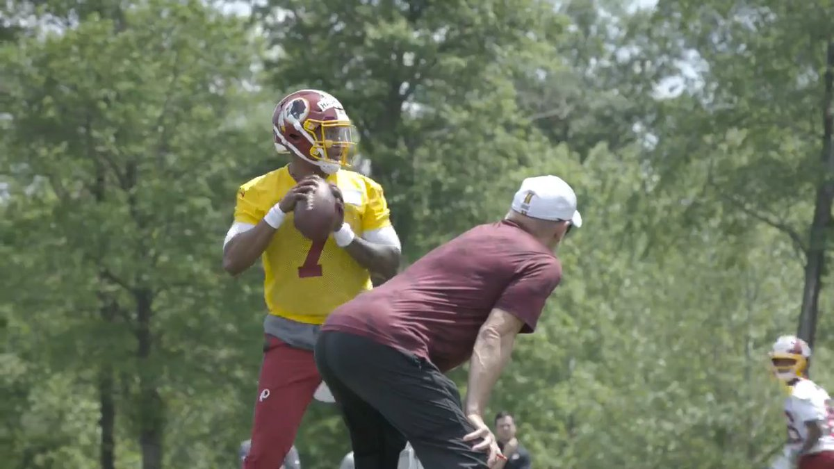 The draft really came together for us. Now, its time to get back to ball. #Redskins365 Episode 5. Tuesday. 8PM ET.