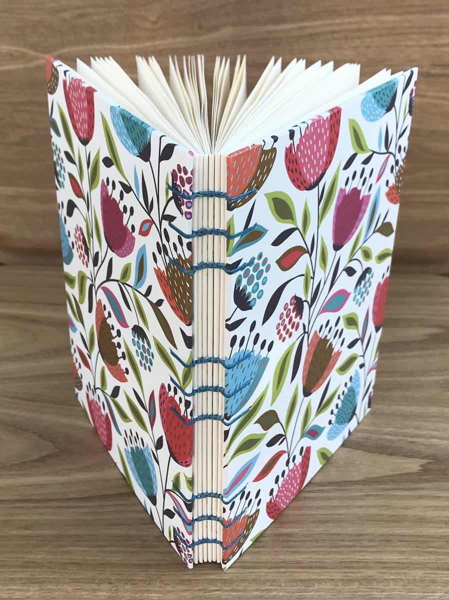 Handcrafted Books by Sue Day's photo on #colour_collective