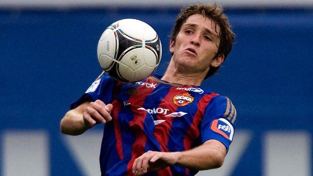 Guillem Balague's photo on CSKA