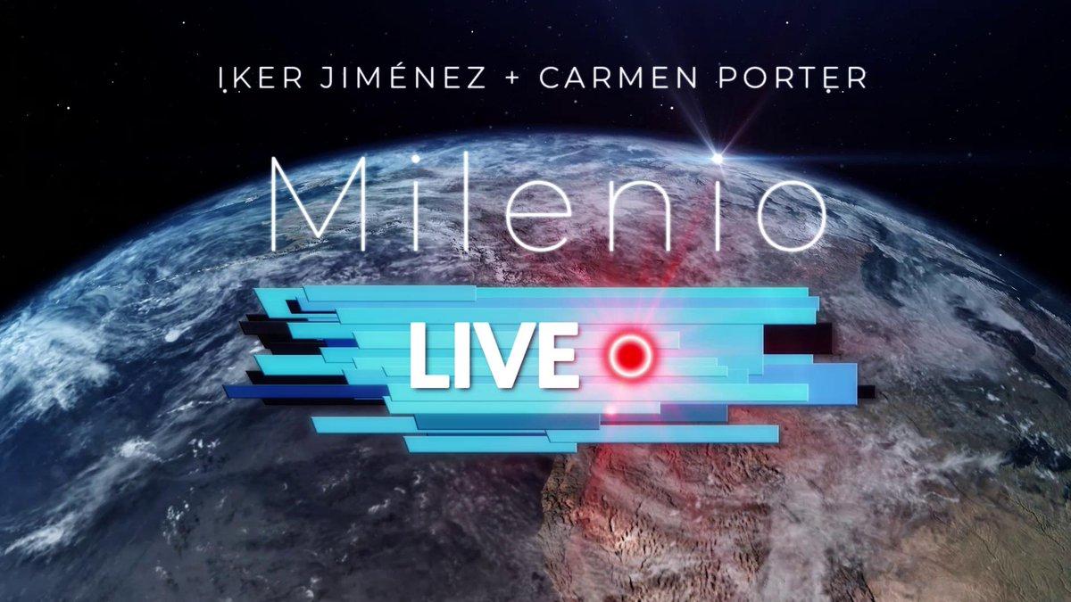 Iker Jiménez's photo on #MilenioLive