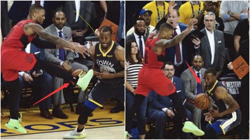 西決G2裁判報告公佈!最後73秒2次漏判,Iguodala關鍵防守並沒有犯規!-Haters-黑特籃球NBA新聞影音圖片分享社區