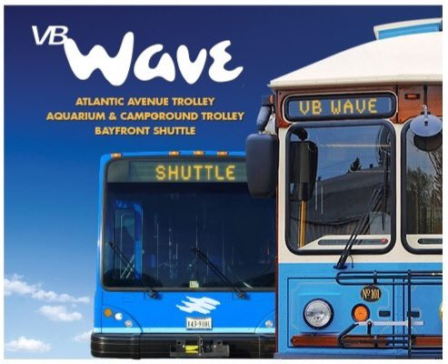 "Hampton Roads Transit is proud to announce that Mobile Ticketing is available for the Virginia Beach Wave Trolley Routes 30, 31 and 35! Simply download the app ""GoHRT"" at either Android or IOS stores, buy a ticket at any time and activate when you catch the VB Wave! #gohrt"