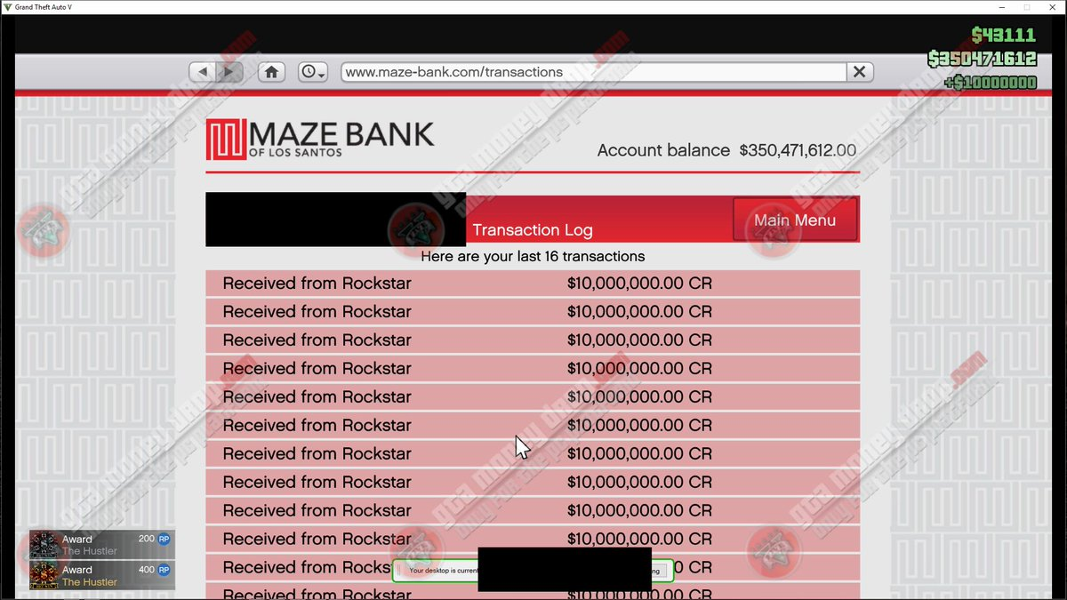 gta v pc money drop hack