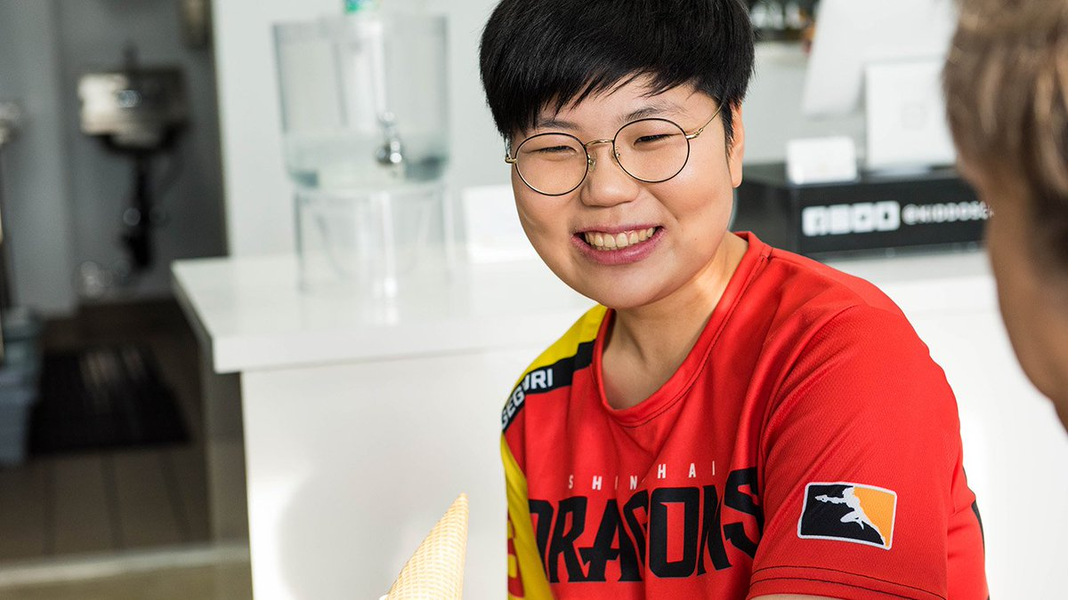 Were so proud to have one of our players featured in @TIME. #OWL2019 @Geguri2 youre a beast! blizz.ly/30orq76