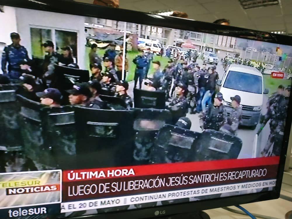 @tatianateleSUR @luciateleSUR @teleSURtv 3 minutos entre una y otra imagen.