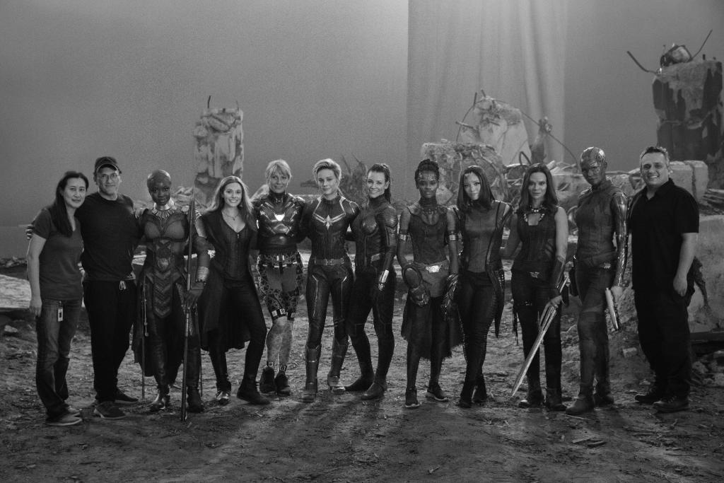 💪 #AvengersEndgame