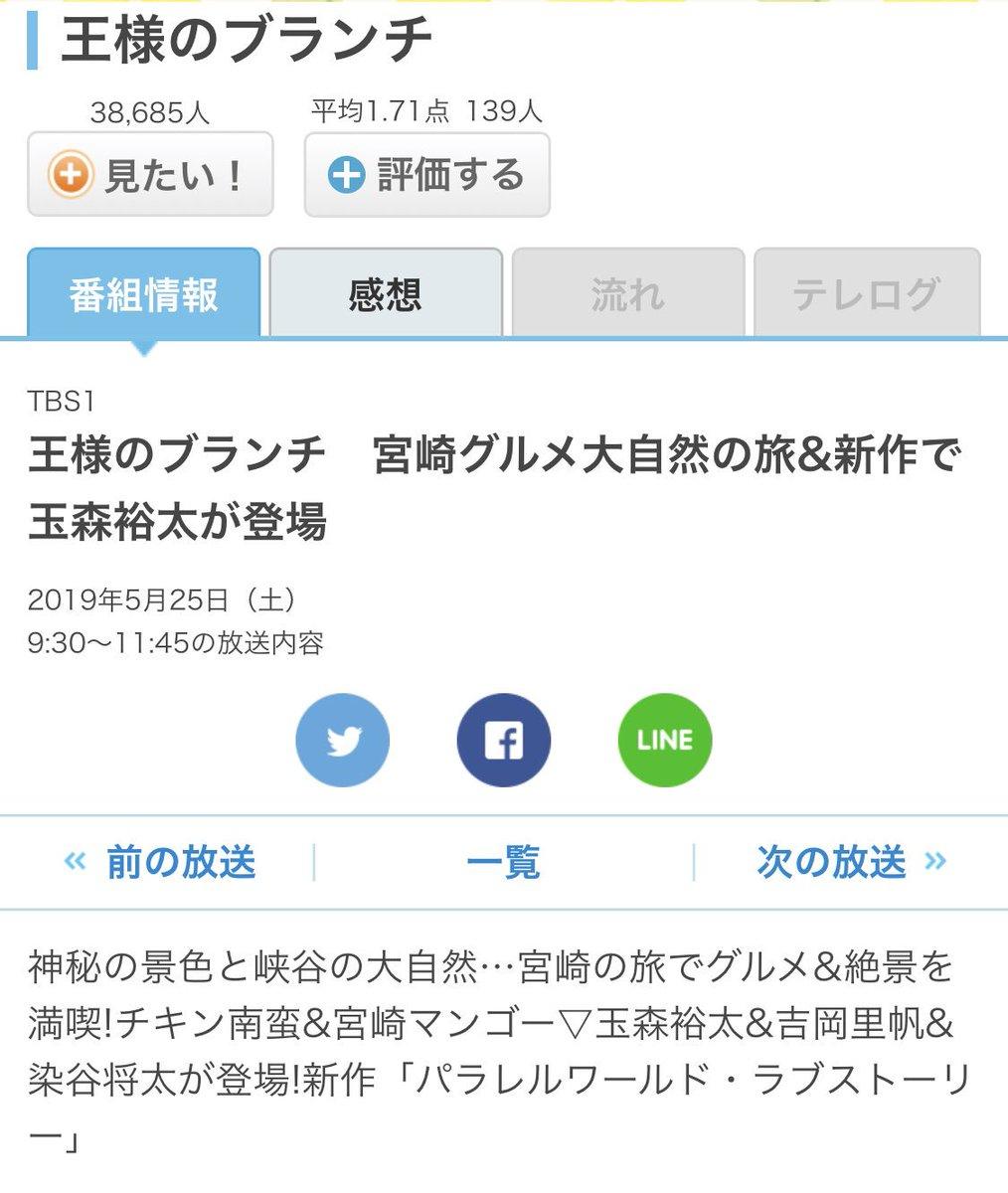 Kei.tama( 'Θ')ノ✨'s photo on #王様のブランチ