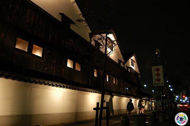 ビューポイント150選をご紹介します。神戸・阪神No.26 伊丹市 <ビューポイント> 市景観重要建造物「長寿蔵」前。 <見えるもの> 酒蔵通りのまちなみ。  #hyogoview150 #ひょうごの景観 #viewpoint150 #lovehyogo #兵庫県