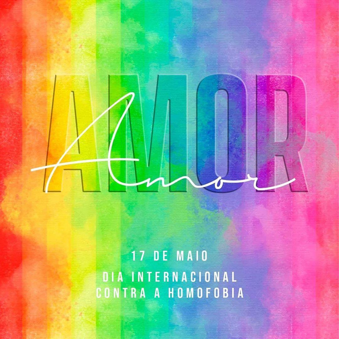 O amor, sempre a mais poderosa ferramenta!#lgbtfobia  #inclusivity #respect #idahotb #may17 #againsthomophobia #lgbt #lovewins #lgbtbrasil