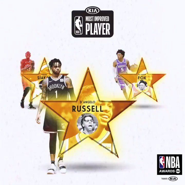 NBA on TNT's photo on Pascal Siakam