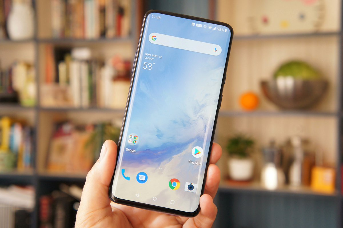 If you missed my #OnePlus7Pro review on @geekspinco, check out episode 111 of my #MobTechCast with guest @RDRv3, to get our take on @oneplus' awesome premium flagship! Listen here... https://worldpodcasts.com/oneplus-7-pro-review-with-david-ruddock-of-android-police-mobile-tech-podcast-111/…