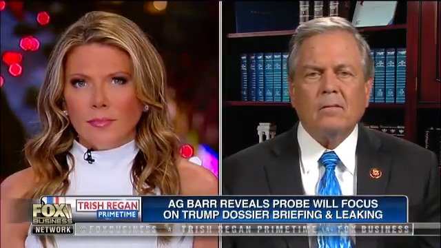 """.@RepRalphNorman SOUNDS OFF on possible #FBI misconduct: """"The FBI is the Gold Standard for law enforcement for this whole country - has been for a long time and to weaponize that? We can't put up with it & [@POTUS] doesn't want this to happen to anybody else.""""#TrishRegan #SpyGate"""