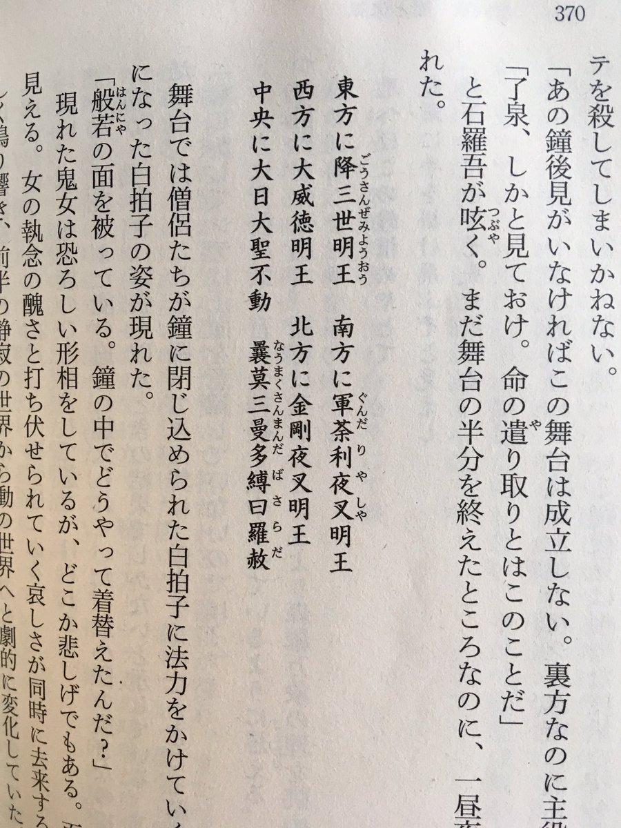 明王 お経 不動