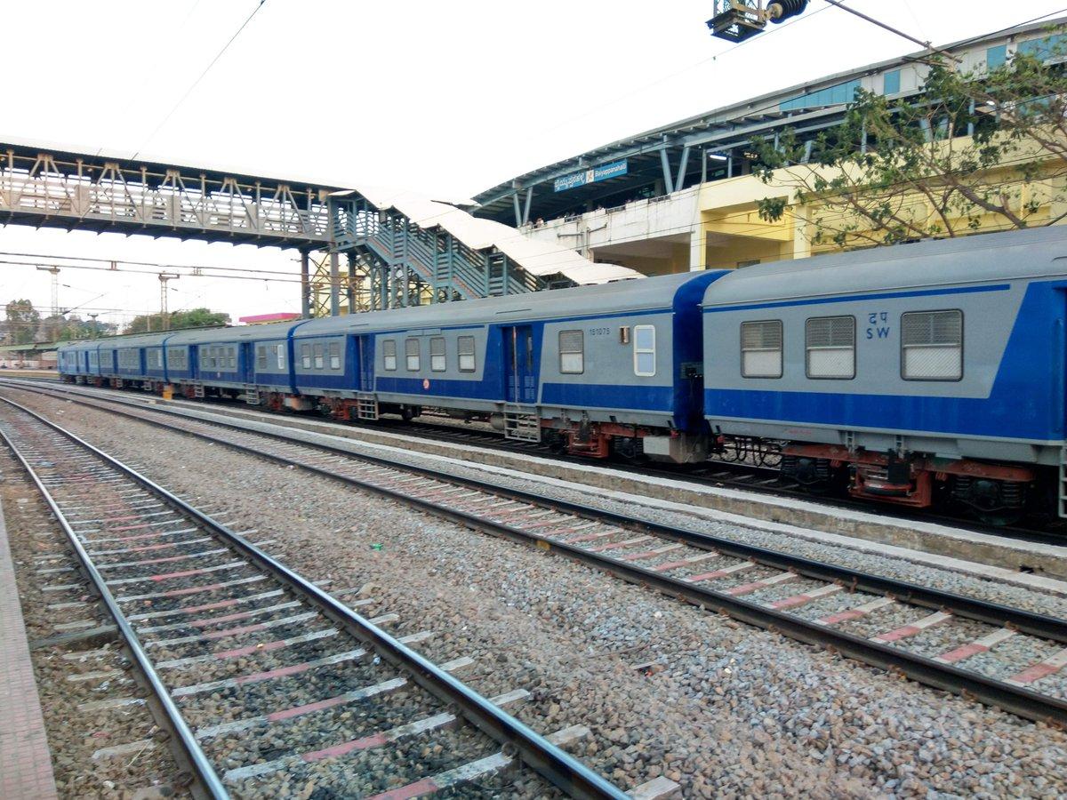 ಬೆಂಗಳೂರು TrainUsers (@bengalurutrains) | Twitter