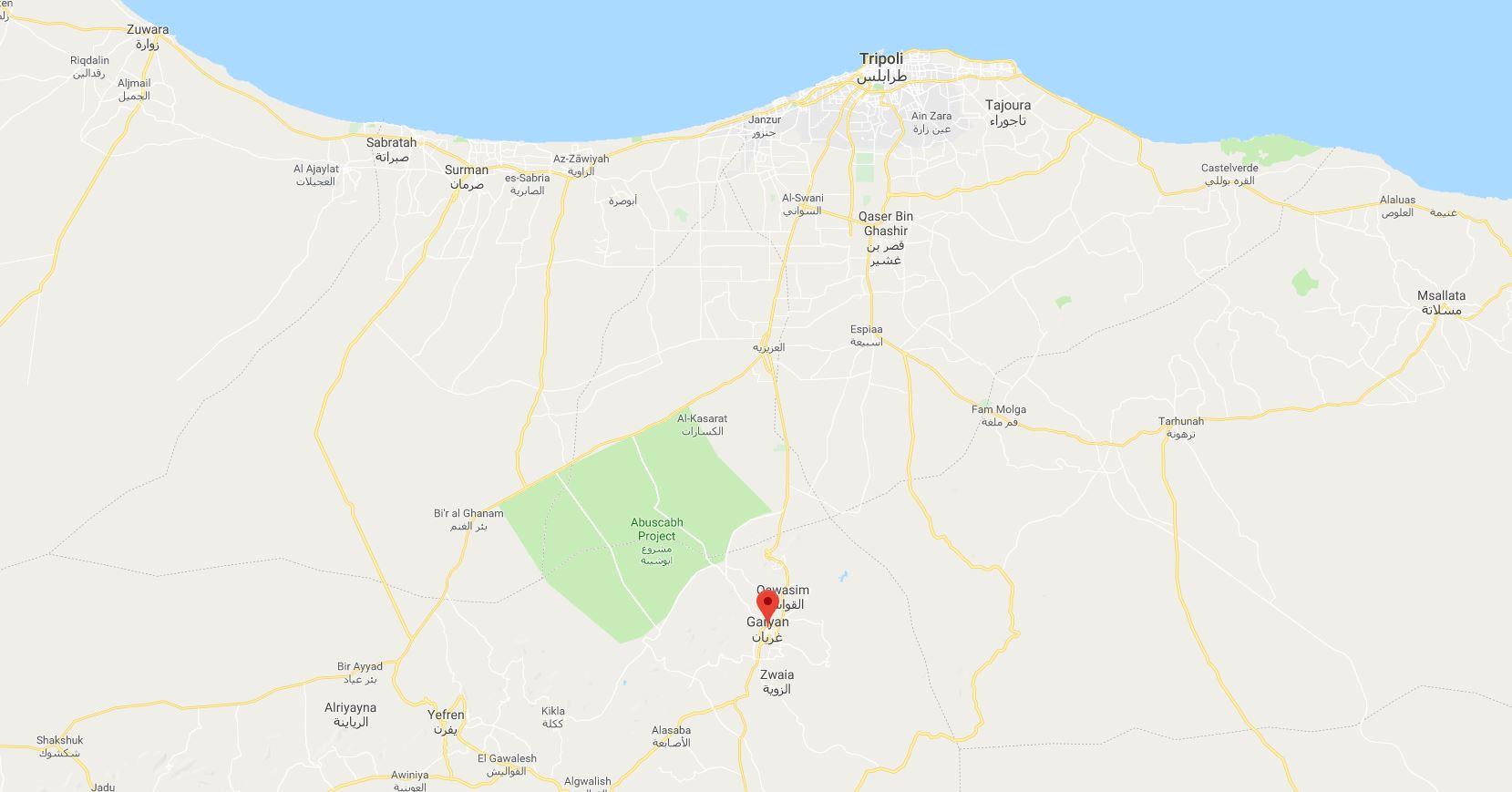 Коротко по Ливии. 01.06.2019