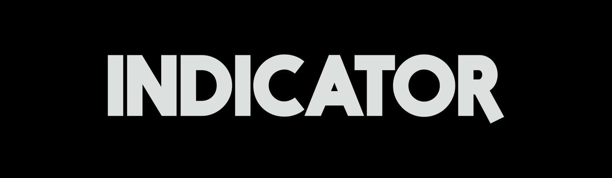 INDICATOR (@indicatorseries) | Twitter