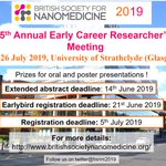 Image for the Tweet beginning: This year's Early Career Researcher's